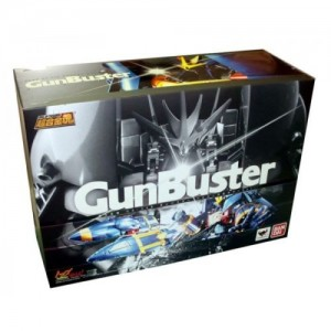 Bandai Soul Of Chogokin GX-34R Gunbuster Gokin Color Version(Box C8)