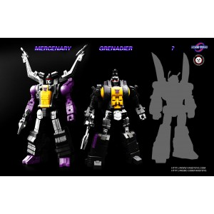Fantoys FT-13 Mercenary Aka Insecticon Sharpnel