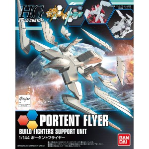 HGBC 1/144 Build Custom Portent Flyer