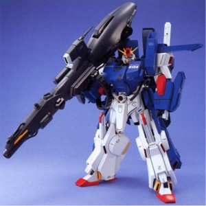MG 1/100 Gundam ZZ Full Armor