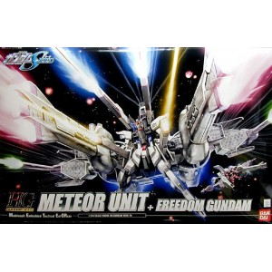 HG 1/144 Meteor Unit + Gundam Freedom