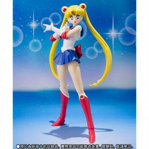 S.H.Figuarts Sailor Moon 'Original Anime Color' Tamashii Web Exclusive