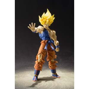 Bandai S.H.Figuarts Dragonball Z Son Goku Super Sayan War Aweke Ver.