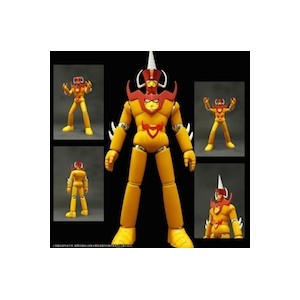 Evolution Toy Dynamite Action No.XX: Great Mazinger Belgas V5 AE Exclusive