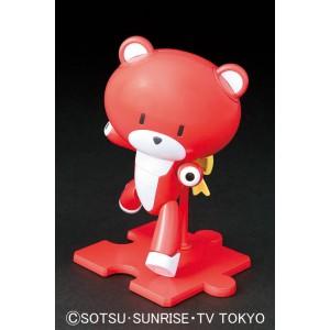 Bandai Gunpla High Grade HGBF 1/144 Beargguy Petit Burning Red
