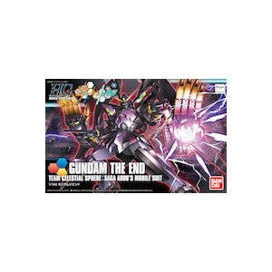 HGBF 1/144 Build Fighter Gundam The End