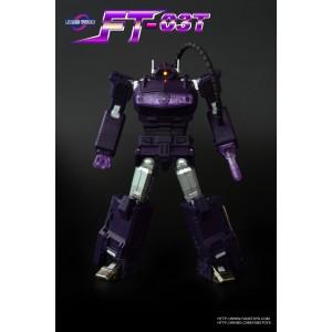 Fantoys FT-03T Quakewave aka Shockwave 'Toy Version'