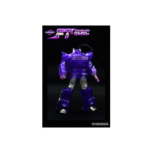Fantoys FT-03C Quakewave aka Shockwave 'Clear Version' Limited 500