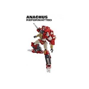 Mastermind Creation Reformatted R-16 Anachus