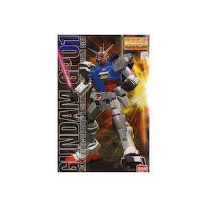 MG 1/100 Gundam RX-78GP01