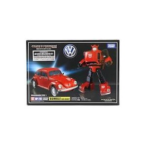 MP-21R Bumblebee Red + Coin