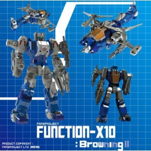 Fansproject Function X10 Browning II No Highbrow