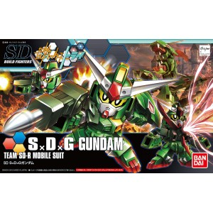 SDBF Build Fighter Gundam S D G