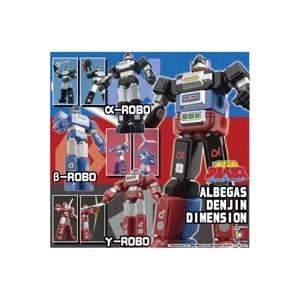 Evolution Toy Dynamite Action No.28: Albegas Denjin Dimension 'New Version'