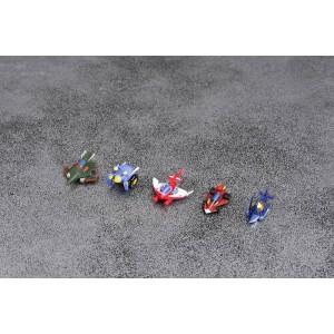 Evolution Toy Dynamite Action No.30: Gowapper 5 Godam