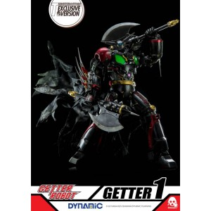 Threezero Black Getter 1 Ryoma 'Web Shop Exclusive'