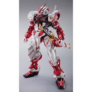 Metal Build Gundam Astray Red Frame + Flight Unit