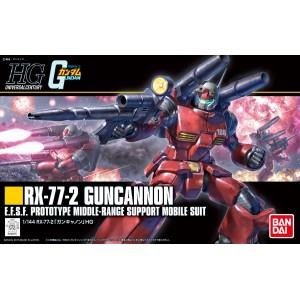 HGUC 1/144 Guncannon RX-77-2 'Revive'