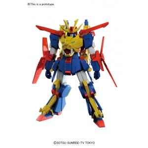 HGBF 1/144 Build Fighter Gundam Tryon 3
