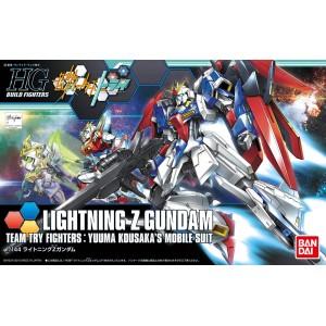 Bandai Gunpla High Grade HGBF 1/144 Gundam Lightning Z
