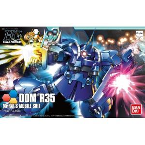 Bandai Gunpla High Grade HGBF 1/144 Dom R35