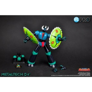 Metaltech-04 Gin Gin(Grendizer) Limited Edition