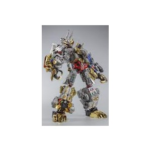 Toyworld Dinobot Combiner Series completa 5 in 1