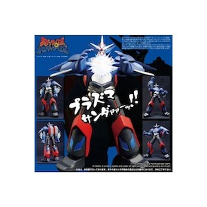 Evolution Toy Dynamite Action GK-01 Limited: Neo Getter