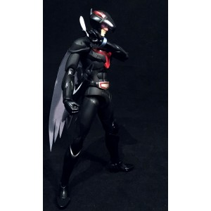 Sentinel Tatsunoko Heroes Fightingear: Gatchaman 2 G2 Joe il Condor 'Black Version'