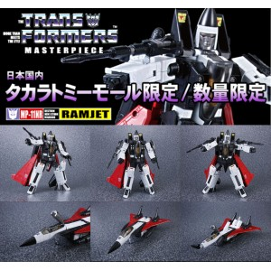 Takaratomy Transformers Masterpiece MP-11NR Ramjet Takaratomy Mall Exclusive